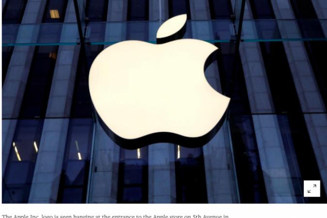 100 Cửa hàng tại Mỹ của Apple mở cửa trở lại.