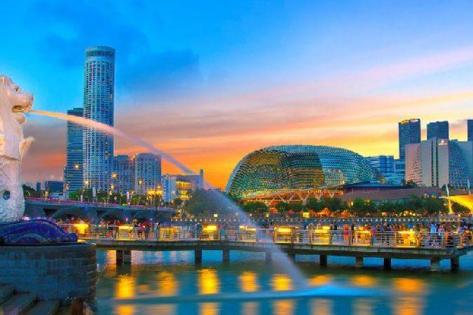 10 địa điểm bạn nên check-in khi đi du lịch SINGAPORE