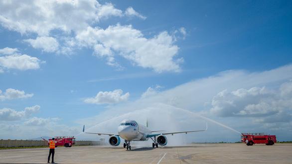 Sân bay Quốc tế Phù Cát - Bình Định được khai thác với 49 chuyến/tuần