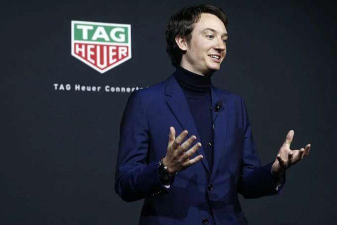 Con trai ông chủ Louis Vuitton làm CEO hãng đồng hồ