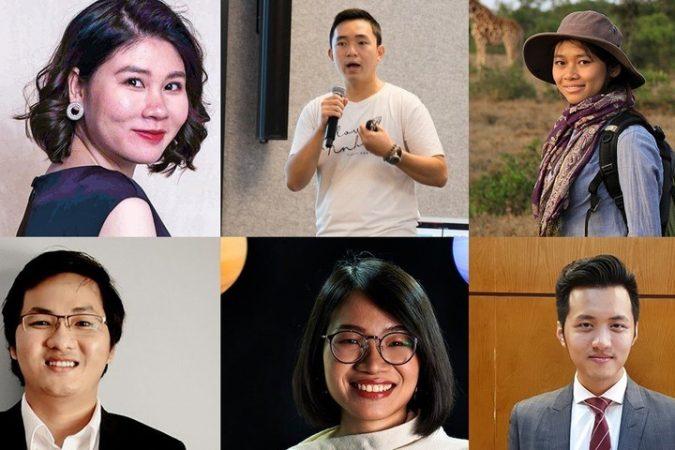 """7 doanh nhân công nghệ Việt lọt top 30 """"Under 30 Forbes"""" châu Á."""
