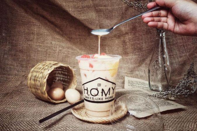 Homy coffee and milk tea – Một nơi đến không thể bỏ qua