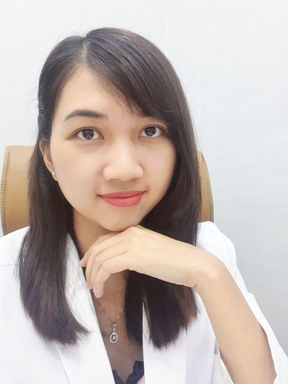 Bác sĩ Trần Hương Trà My