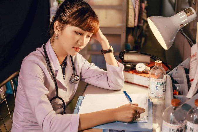 Trần Hương Trà My – Bác sĩ da liễu tài năng