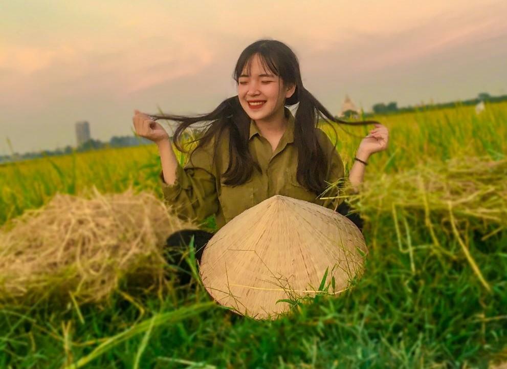 Hot Tiktoker Đinh Trang Thảo – màu sắc riêng trong làng Tiktok