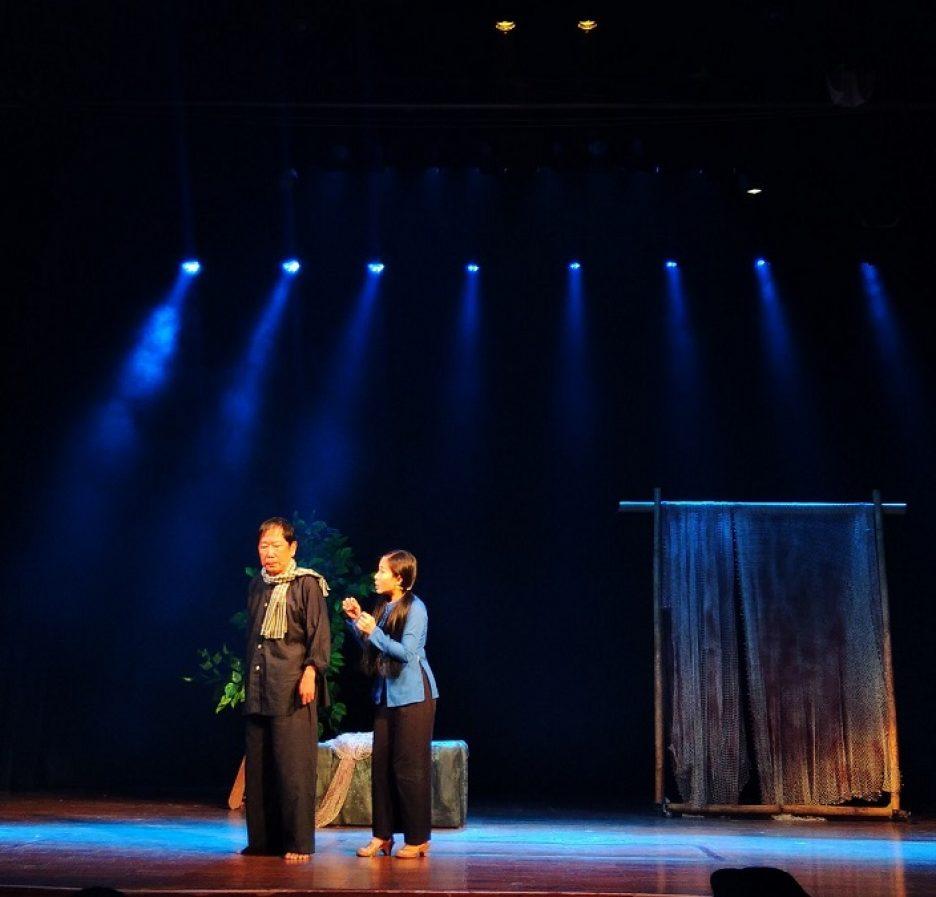Tất bật không khí trước giờ khai mạc giải Trần Hữu Trang 2020
