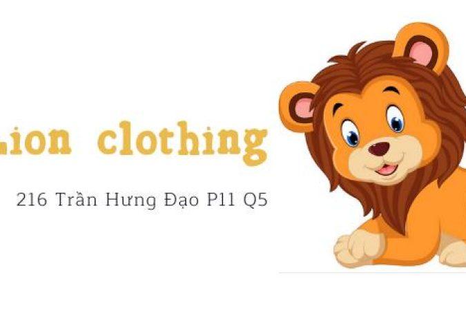 Lion Clothing Quận 5 – Shop quần áo chất lượng