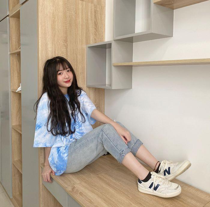 Vẻ đáng yêu của Kim Chung