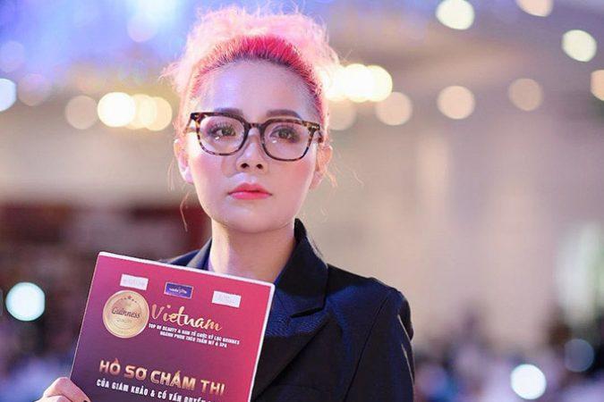 Dương Tây – Từ hairstylist trở thành BGK cuộc thi thẩm mỹ toàn quốc