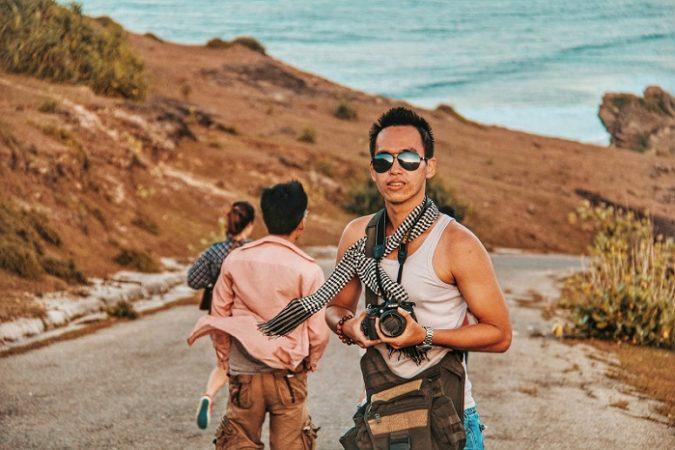 Blogger Vĩnh Lộc – Tuổi thanh xuân dành cho sử Việt