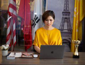 Hành trình tỏa sáng rực rỡ của chuyên gia thẩm mỹ Nancy Nguyễn