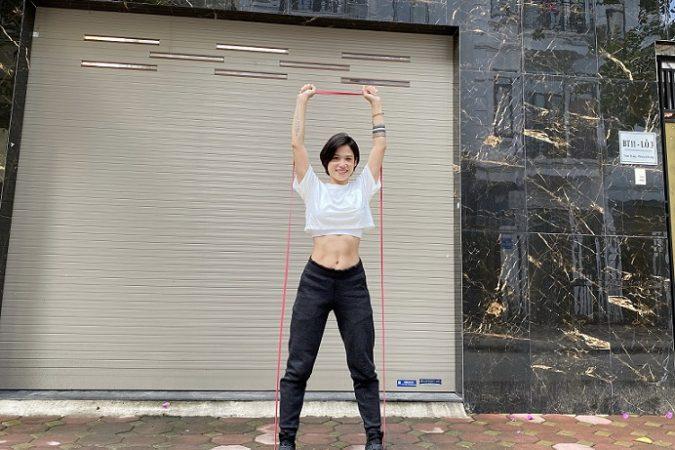 Hà Bi Fitness – đồ tập gym chất lượng số một