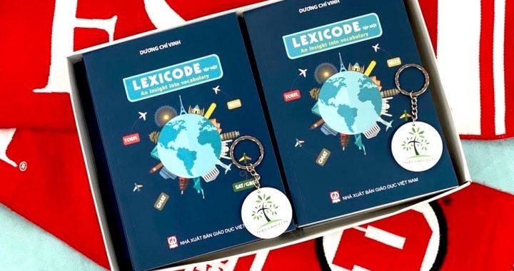 Sách tiếng Anh Lexicode (tập 1) có thật sự hay như lời đồn?