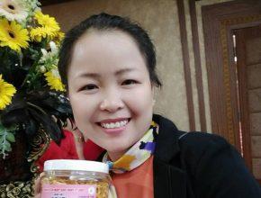 CEO Lê Thị Hương – Đi lên từ hai bàn tay trắng cùng khô gà Hiếu Hương