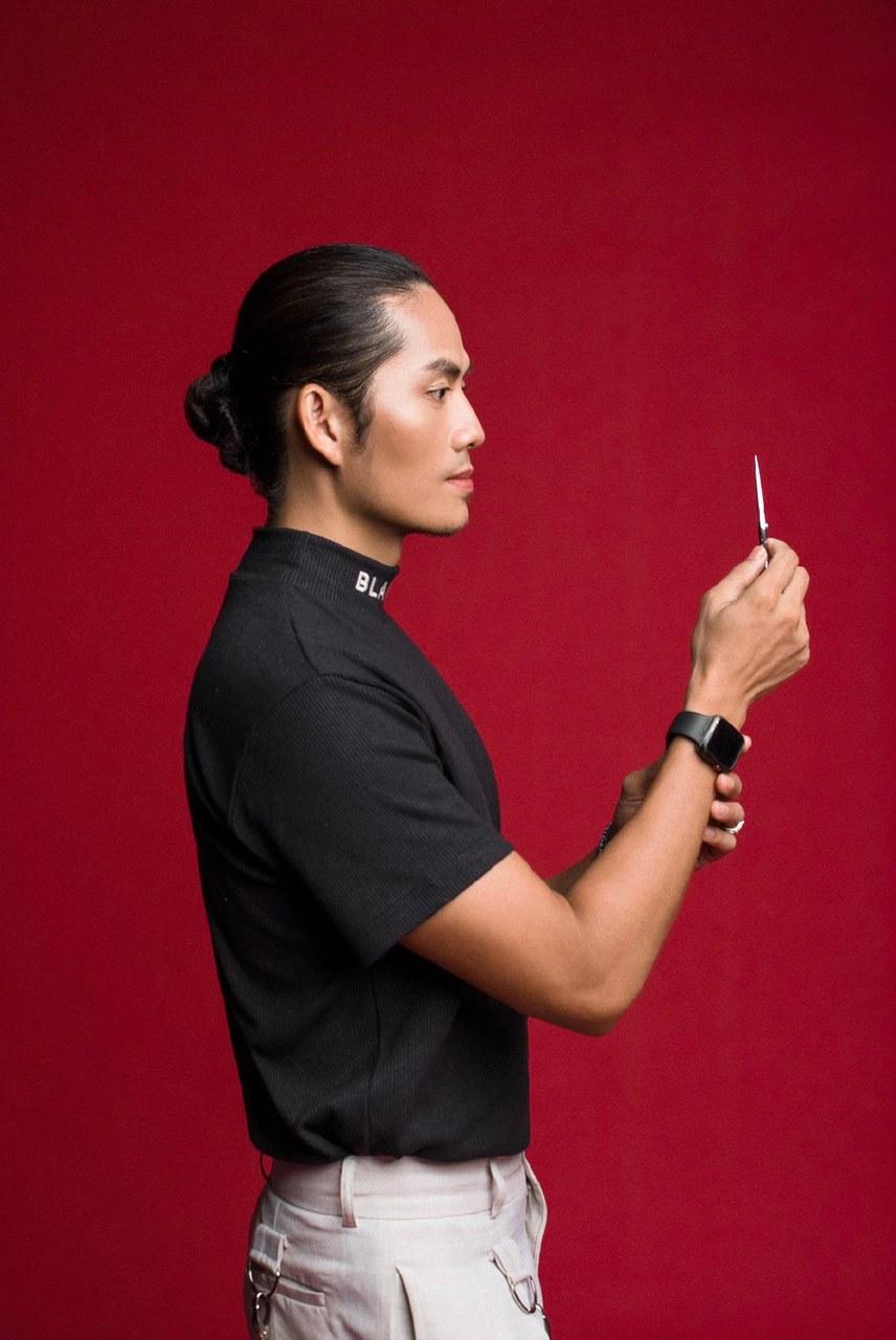 Nhà tạo mẫu tóc chuyên nghiệp với ước mơ nâng tầm giá trị ngành tóc Việt