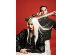 Hairstylist Vũ Đức Quân – Bàn tay vàng trong làng tạo mẫu tóc