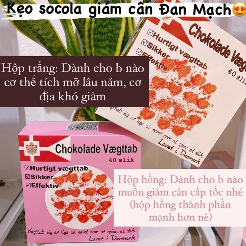 Sản phẩm kẹo giảm cân thần kì cải thiện vóc dáng phái đẹp