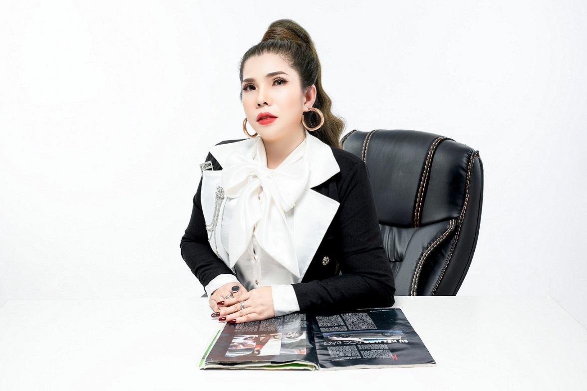Làn da tươi trẻ của chị Lương Thị Xuân - Founder kiêm CEO của LX SPA