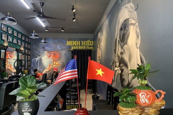 Minh Hiếu Barbershop – Khát vọng chinh phục thị trường Hải Dương