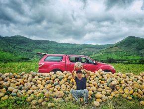 Trương Hoàng Nam Moshav Farm giấc mơ nông trại xa thành phố