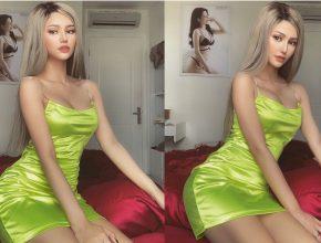 Hot Girl Nguyễn Phương Trinh – quý cô tài hoa quyến rũ