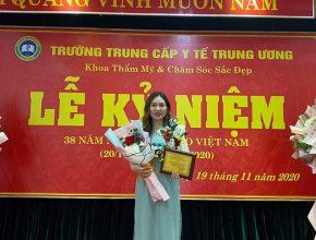 Master Duyen Thuy – Bậc thầy của nhiều thế hệ học viên ngành thẩm mỹ