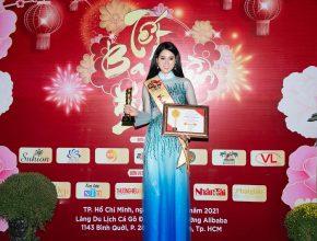 Triệu Hà Vy – Cái tên bảo chứng cho hình mẫu doanh nhân tài sắc