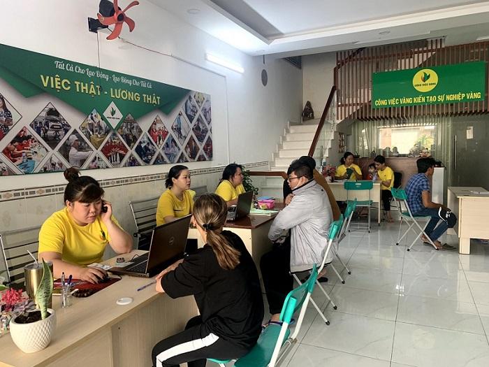 Công Việc Vàng - nơi trao cơ hội cho người lao động khiếm thính