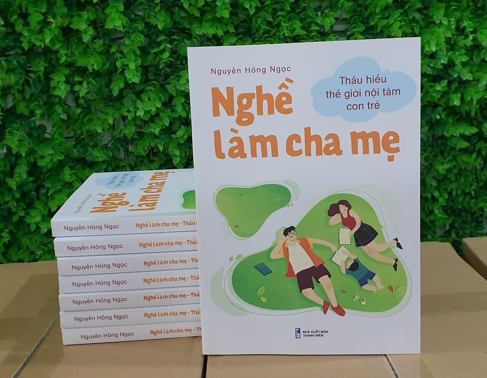 Cuốn sách đưa cha mẹ đến gần hơn với thế giới nội tâm của con trẻ