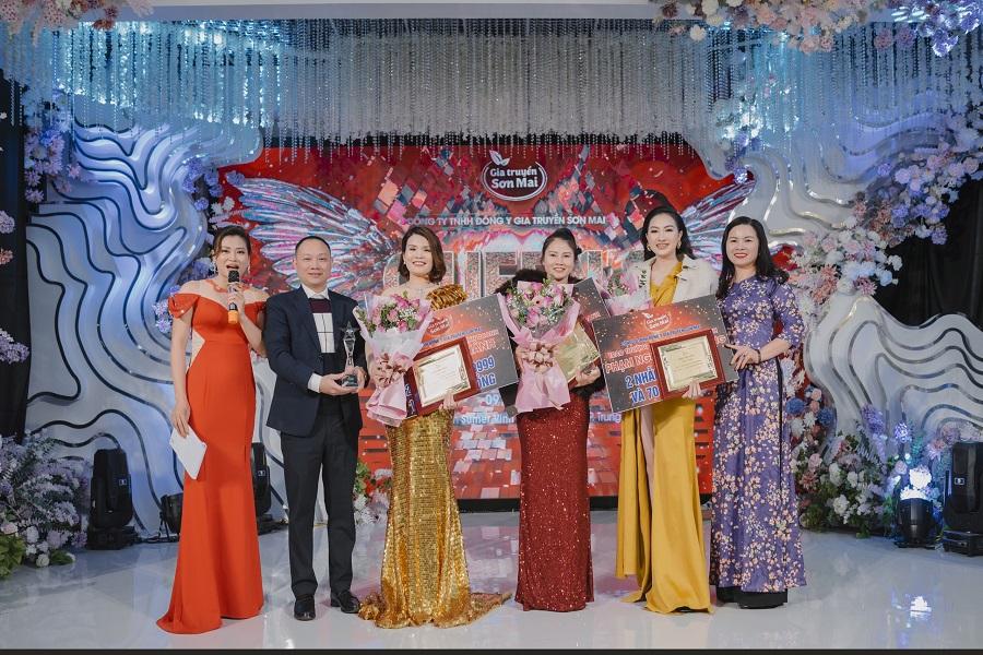 Doanh nhân Võ Thị Vân Khánh luôn nỗ lực không ngừng trên con đường sự nghiệp