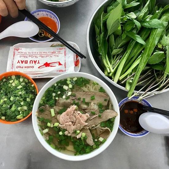 Phở tàu bay Sài Gòn