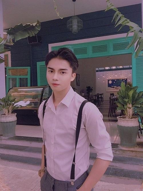 Vẻ ngoài điển trai, lãng tử đốn tim các fangirl của Thao Thanh Nguyên