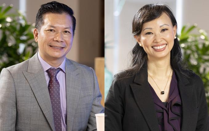 Shark Hưng và Shark Linh chia sẻ nhiều bài học kinh doanh, nhận định về thị trường lẫn thách thức người trẻ phải đối mặt khi khởi nghiệp.