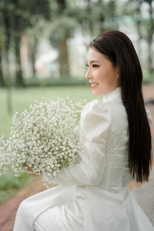 Nữ doanh nhân trẻ hiện đang điều hành 3 công ty chuyên về lĩnh vực làm đẹp
