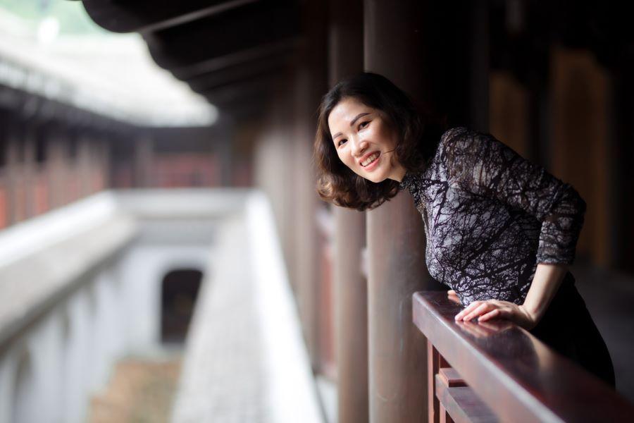 Chị Thao đặc biệt dành sự tin tưởng cho Innoaesthetics