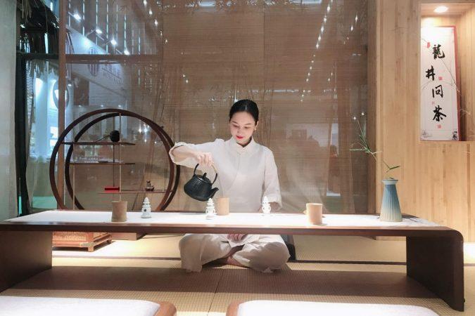 Chuyên gia Trần Thanh Trang – người truyền cảm hứng về văn hóa trà đạo