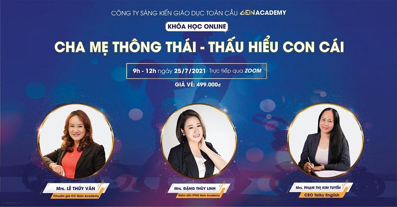 Giám đốc PTKH GEIN Academy - Đặng Thùy Linh
