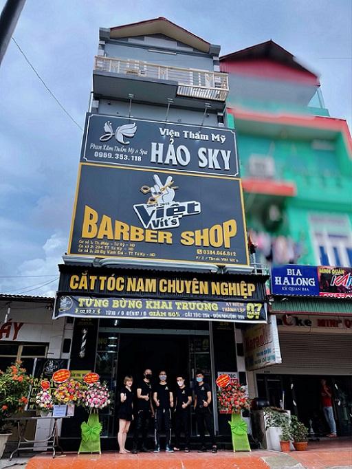 Việt Víts Barbershop 2.